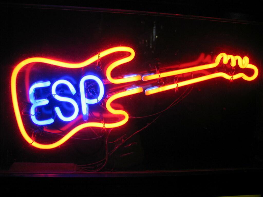 ESPのギター解説