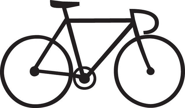 Line Drawing Bicycle : Track bike flickr photo sharing
