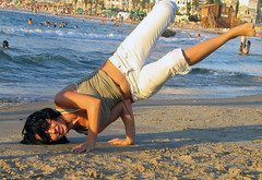 fun, beach, sand, yoga, sea, limb, leg, photo shoot, physical fitness,