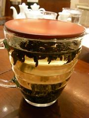 Blue tea / 凍頂烏龍茶