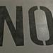 NO! Signs