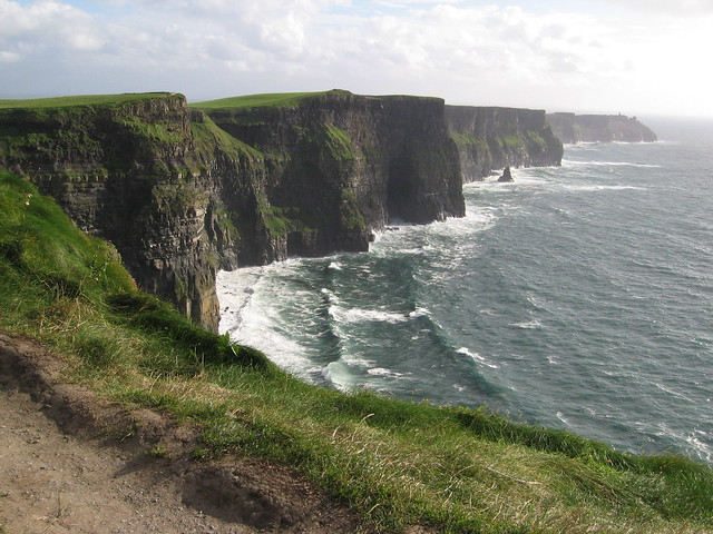 Cliffs of moher flickr photo sharing - Cliffs of moher pictures ...