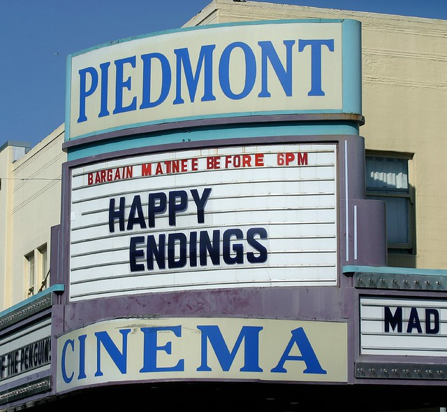 this is a happy ending Oakland, California