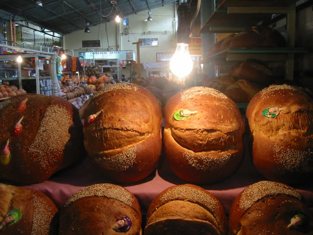 Day of the Dead Bread   Flickr - Photo Sharing!