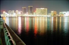 Night at Dubai creek (3) - Nacht an Dubais Lagune (3)