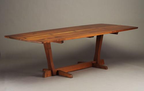 Nakashima Table Beauteous Of George Nakashima Dining Table Photo