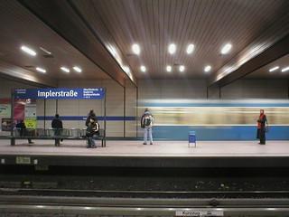 U-Bahn Implerstraße