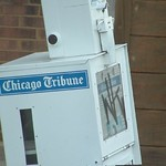 Chicago Tribune Newsbox