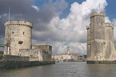 La Rochelle, west coast of France.