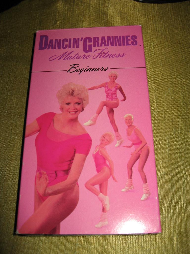 dancin' grannies