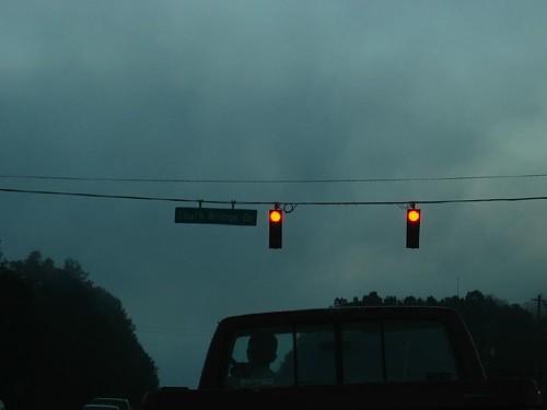 sunrise dawn commute moonset cartersville southcartersville