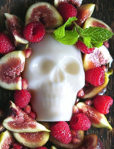 skully pannacotta