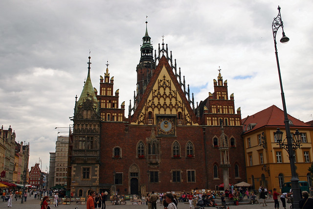 Wroclaw Poland Flickr Photo Sharing