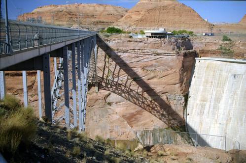 bridge geotagged dam favorites canyon shot9 lakepowell glencanyondam image:Shot=9 camera:model=eoselan event:Type=travel event:Group=family image:Favorite=yes event:Code=200009t image:NegPage=0358 image:Roll=1029 address:Tag=glencanyondam