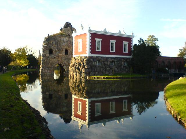 Reino de los Jardines de Dessau-Wörlitz, Alemania.