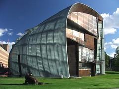 Arty Building