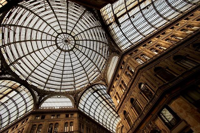Galería Príncipe de Nápoles, Italia