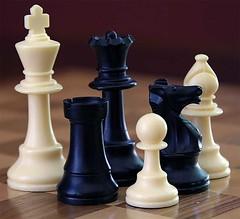 Staunton chess, schaakstukken