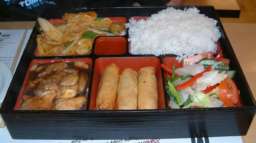 Vegan Bento Box