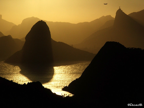 Sunset on Rio