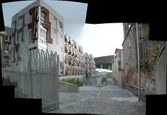 scottish parliament panorama