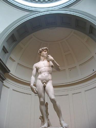The stolen David