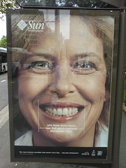 Bad advertising - SUN Microsystems