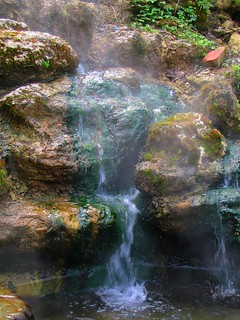Natural Hot Springs, Hot Springs National Park, Arkansas