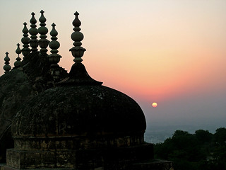 Sunset at Nahargarh | by *_*