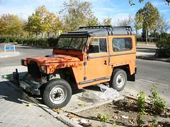 land rover santana 88 ligero | una variante que sólo se fabr… | flickr