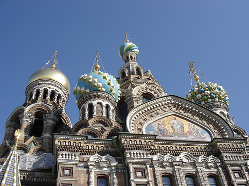 Beautiful Saint Petersburg