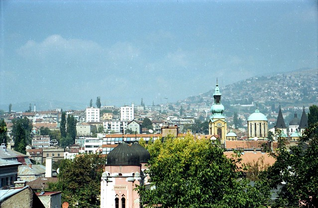 Sarajevo:  Multicultural City View