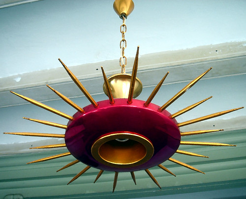 kitsch lamp by David Domingo