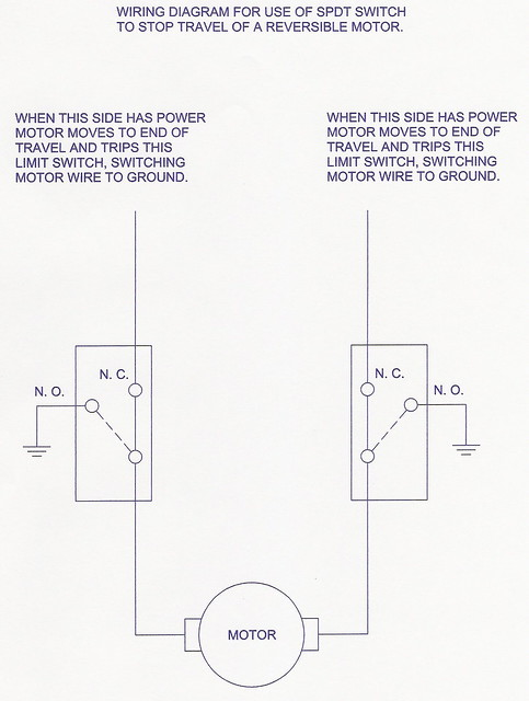 Wiring Diagram For A Spdt Relay : Spdt switch wiring diagram free engine image for