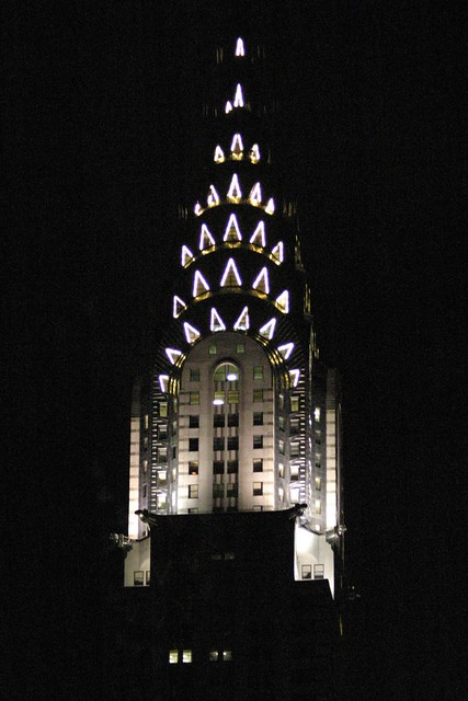 Chrysler Building by Night, New York City | Flickr - Photo ...
