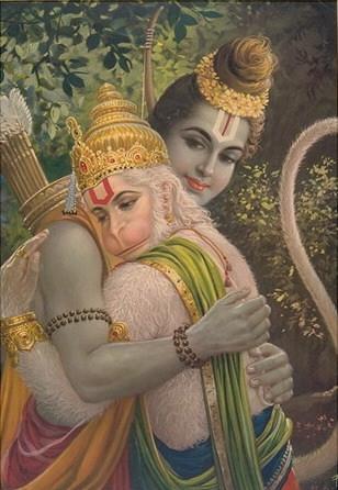 1. Morning darshan