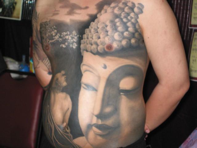 Thai Buddha Tattoos
