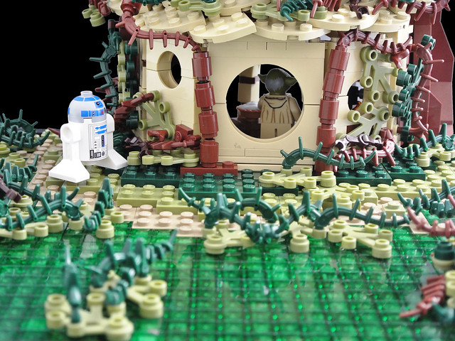 LEGO Star Wars MOC - My home this is