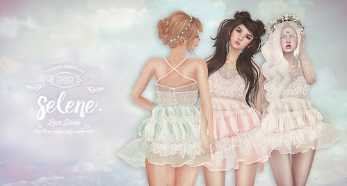 :Moon Amore: Selene Dress