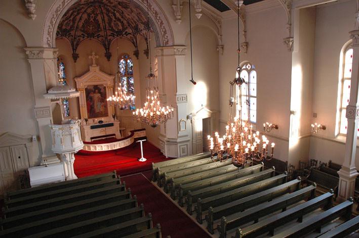 jyväskylän seurakunta Kauniainen