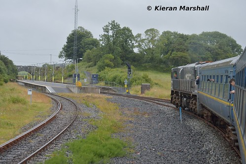 078 at Manulla Junction, 18/7/15