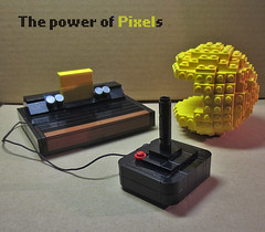 The power of Pixels