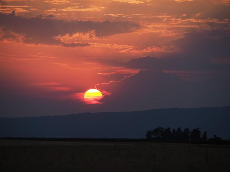 Sunset, 2 Juli 2015