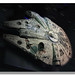 Köln - STAR WARS Identities Stop Motion Millenium Falcon
