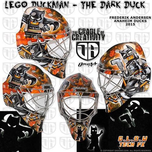 Lego DuckMan - The Dark Duck