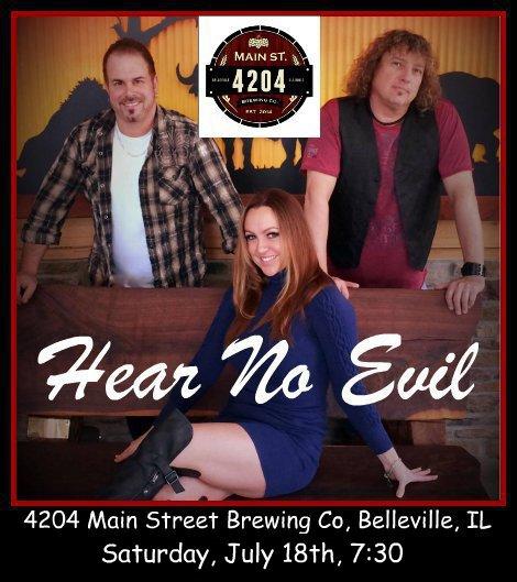 Hear No Evil 7-18-15