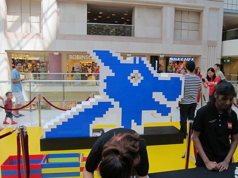 LEGO Dragon Playground - Back