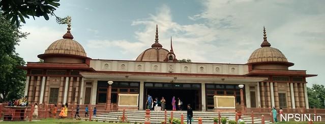 मोहन नगर माँ दुर्गा मंदिर () - Mohan Nagar, Loni Industrial Area  Ghaziabad Uttar Pradesh