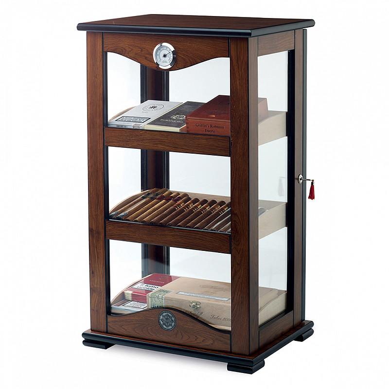 cave a cigare vitrine 200 cigares egoist bois neuf ebay. Black Bedroom Furniture Sets. Home Design Ideas