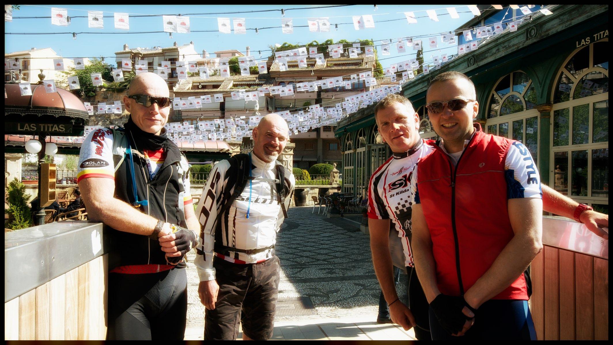 Mountain Biking the Camino de Mozarabe Across Andalucia